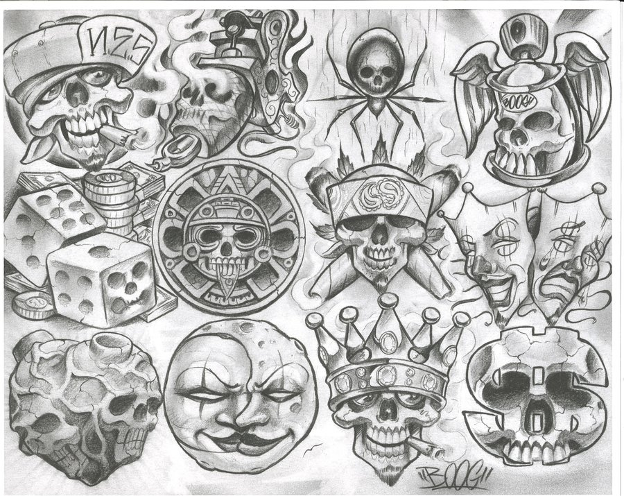 Tattoo chicano taringa for Chicano tattoo art