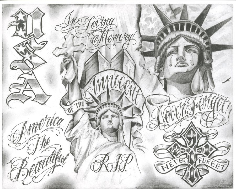 Chicano Tattoo Designs